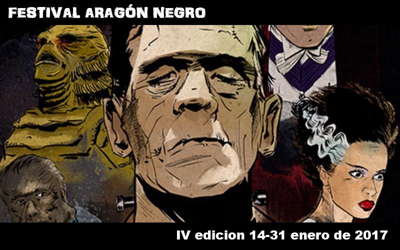 Aragón Negro 2017: No puedes perdértelo
