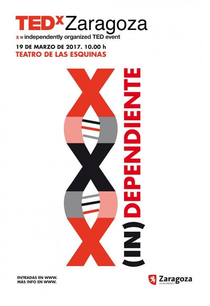 TEDxZaragoza: Tecnología, Entretenimiento y Diseño