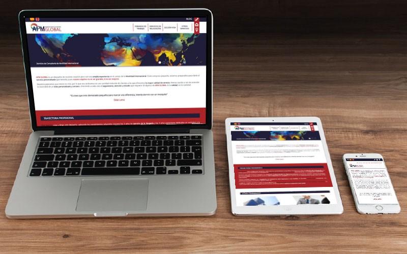 Digitalización Premium para APM Global