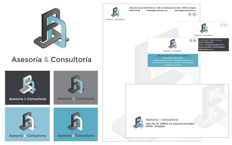 Imagen Corporativa Destacada para la Asesoría y Consultoría PDJ