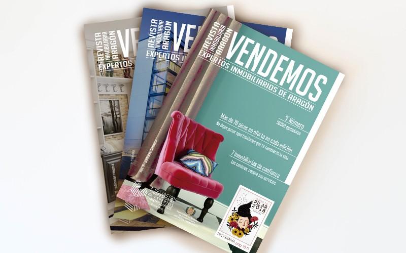 La Revista Vendemos ya ha alcanzado su 5ª publicación