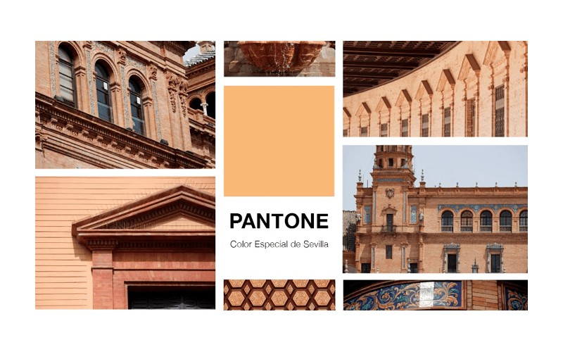 Sevilla tiene oficialmente su color especial
