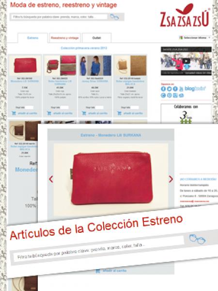 Buscador y publicidad gestionable para una tienda online