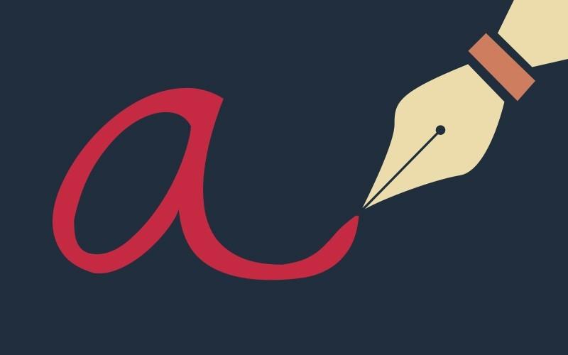 Caligrafía, Lettering y Tipografía. La Letras y su técnica.