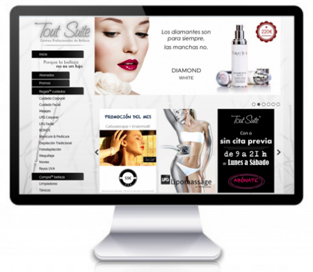 Más que una tienda online: Toutsuite