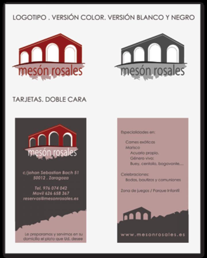 Tarjetas de Visita: Diseño de logotipos low cost