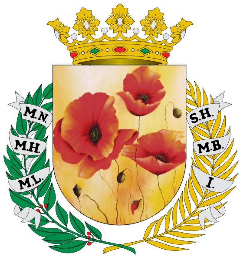 El ayuntamiento suprimirá el león del escudo de Zaragoza y lo sustituirá por un ababol