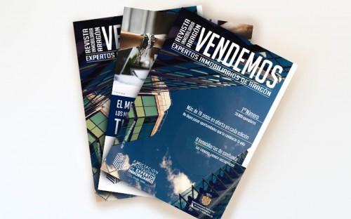 Revista Vendemos, Expertos Inmobiliarios