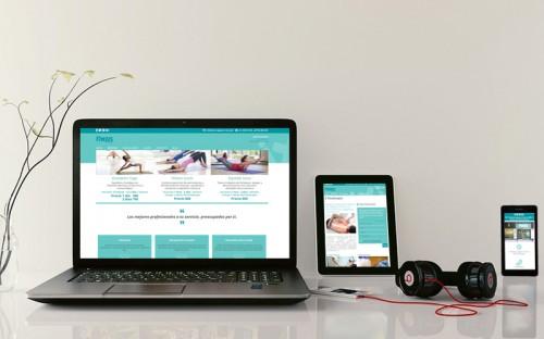Nueva Web para Clínica Fixius