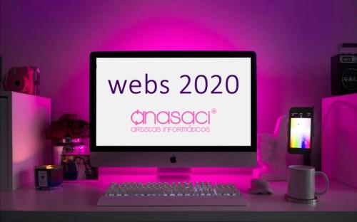 Diseño de Páginas Web de 2020