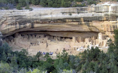La historia de los Anasazi