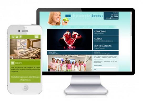 Nueva Página Web y Web móvil