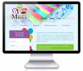 Diseño de página Web para Academia de Música: Divertimúsica