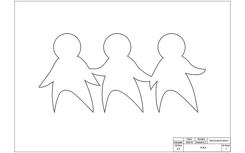 diseño lineal de logotipo 1
