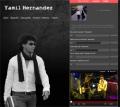 Diseño de Página Web en dos idiomas de Yamil Hernandez
