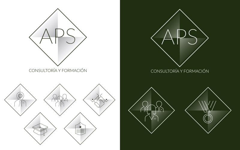 Iconografía para la web de Alicia Pastor