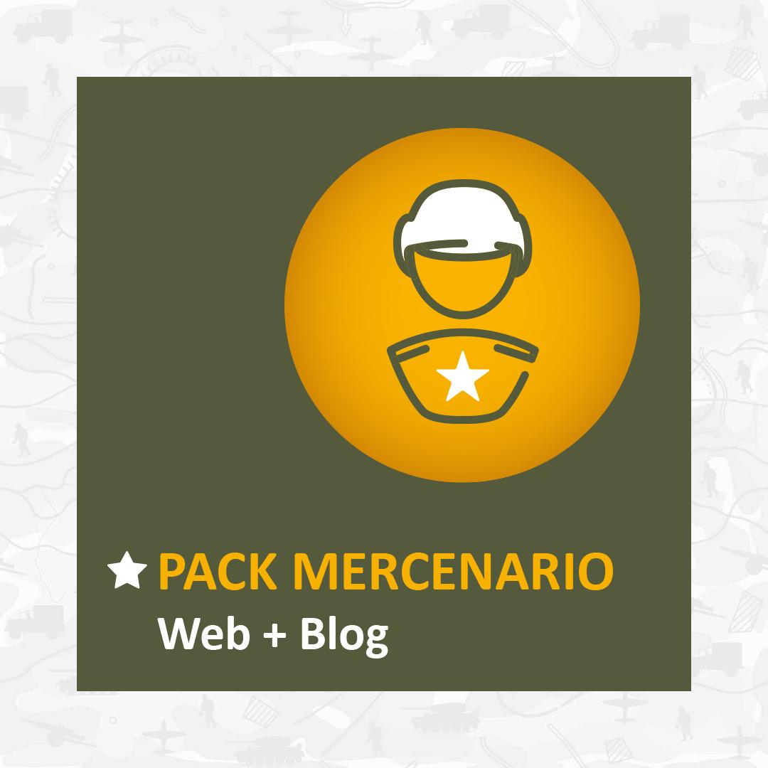 pagina web mercenario